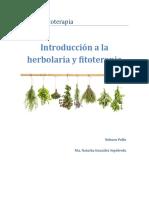 herbolaria y fitoterapia
