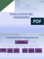 Modelos de Evaluacion de Desempeño