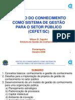 Sistema de Gestão Publico