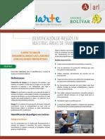 6.5. - FICHA CUIDARTE IDENTIFICACION DE RIESGOS EN NUETRAS AREAS DE TRABAJO.pdf