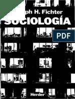 sociologia FICHTER