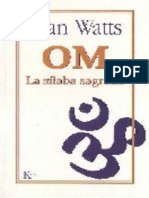 Watts Alan - Om La Silaba Sagrada.epub