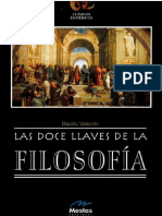 Las doce llaves de la filosofía -  Basilio Valentín
