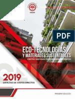 Ecotecnologias 2019