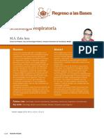 Semiología Respiratoria en Pediatria