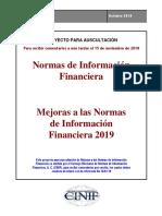 NIF B-8 Estados Financieros Consolidados y Combinados