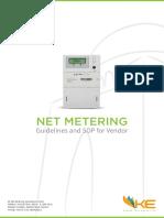 Net Metering – Vendor Registration