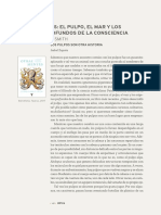EL PULPO, EL MAR Y LOS  ORÍGENES PROFUNDOS DE LA CONSCIENCIA