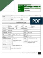 Acta de Individualización Nuc 254 2019