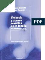 violencia y abusos sexuales