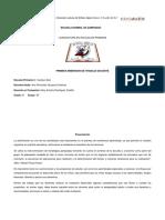 Diagnostico de La Dr Gustavo Baz Con Enfoques y Metodologias 4to Grado
