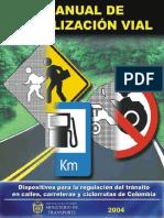 Manual de Señalización