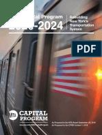 MTA 2020-2024 Capital Program - Full Report