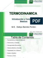 Tema 1 Introducción a La Termodinámica