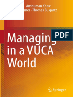2016_Book_Managing in a VUCA World MSV