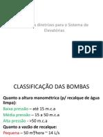 Bombas Extra