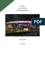 Project Analysis Report Optus Stadium