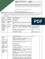 Naturales Plan de Clases-5-Clases de Materia