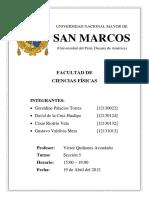 Metrologia informe