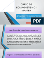 Curso de Biomagnetismo II Modulo No. 1