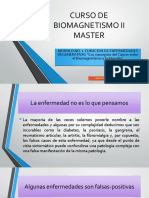 CURSO DE BIOMAGNETISMO II MODULO No. 1.ppsx