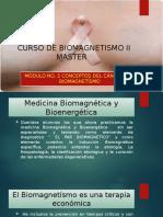 Curso de Biomagnetismo II Modulo No. 2