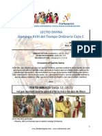 Domingo XVIII del Tiempo Ordinario Ciclo C.pdf