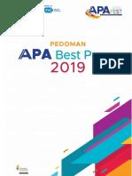 5. Pedoman APA Best Paper 2019.pdf
