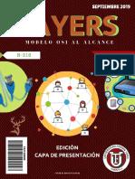 Revista Capa de Presentación Modelo OSI