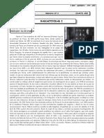 Guía Nº 3 - Radiactividad