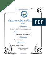 EVALUACION DE LA INTELIGENCIA II.docx