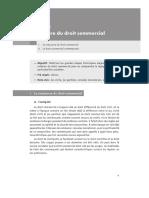 Formation d'Initiation a l'Histoire Du Droit Commercial