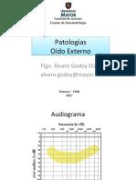 patologias de oido externo