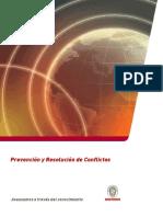 Prevención y Resolución de Conflictos