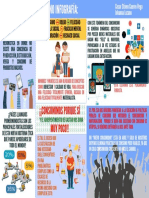 Infografia Posmodernidad
