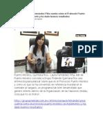 Entrevista _ Laura Fernández Piña cuenta cómo el Protocolo Puerto Morelos se implementó y ha dado buenos resultados