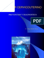 Platica Cancer Cervicouterino