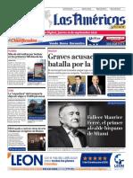 DIARIO LAS AMÉRICAS Edición digital del jueves 19 de septiembre de 2019