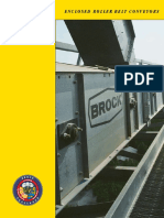 Enclosed Roller Belt Conveyors
