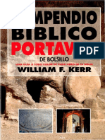 Compendio Bíblico Portavoz de Bolsillo - William Kerr