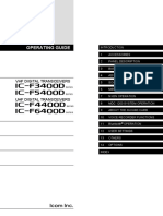 Icom IC-F5400D OpS MAn