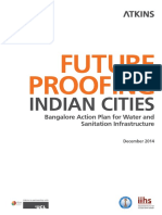 Bangalore Action Plan for Water and Sanitation