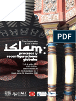 Islam en Mexico Programa (1)