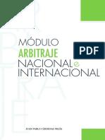 Módulo de Arbitraje