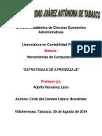 División Académica de Ciencias Económico Administrativas