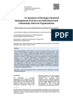 Financial Management Article