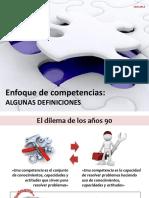 Enfoque de Competencias en La Ebr (Lgo 2013) Luis Guerrero Viernes 18