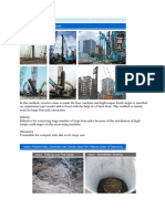 Pile Extraction