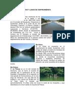 lagos y rios de centroamerica