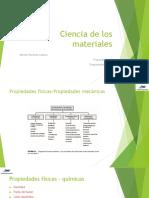 Ciencia de Los Materiales CLASE 7A